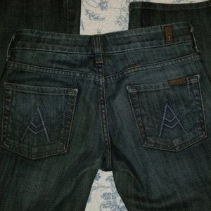 7 For All Mankind Lexie A Pocket Jeans